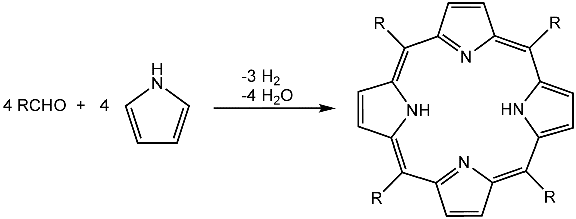 Porphyrins Catalysts
